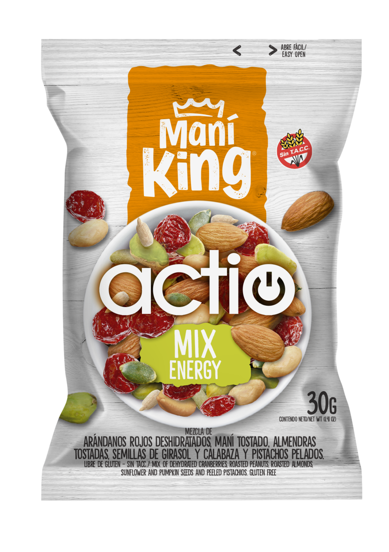 Mani king actio mix x30grs