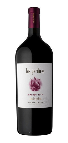 Vino Tinto Las Percides MAGNUM Malbec x1500cc