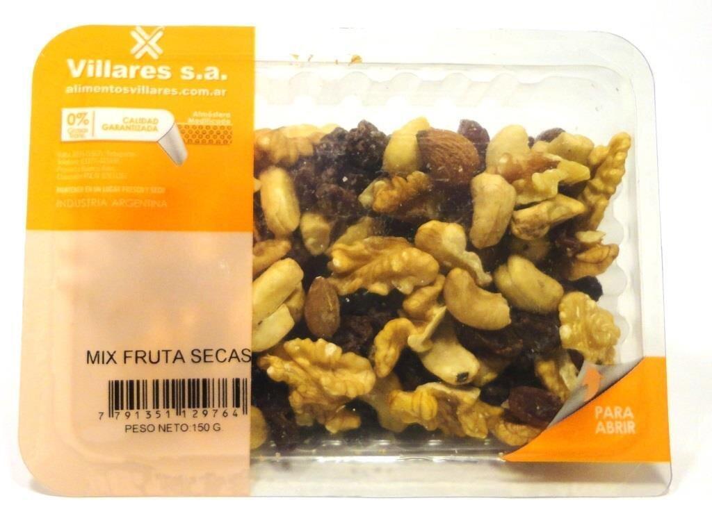Mix de frutas frescas villares x150grs