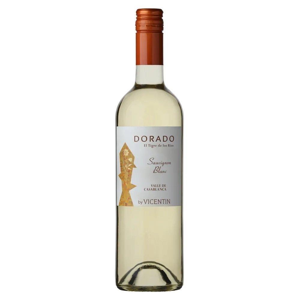 Vino Vicentin dorado sauvignon blanc x750cc