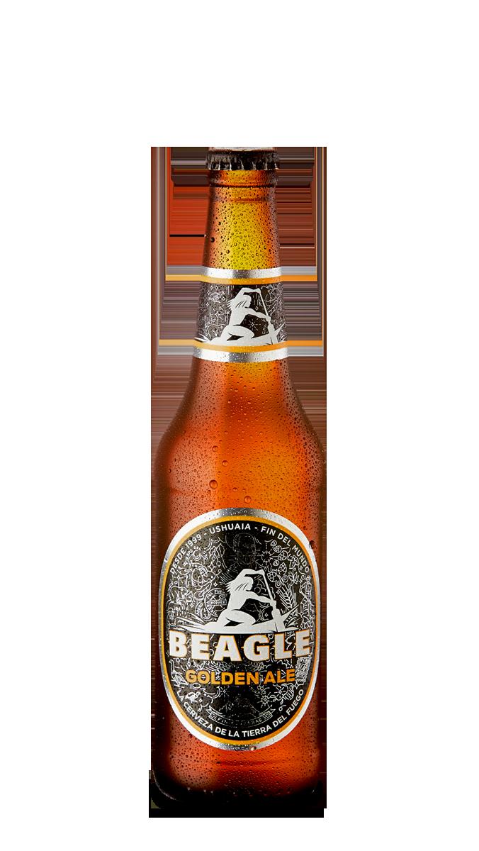 Cerveza beagle rubia x330cc
