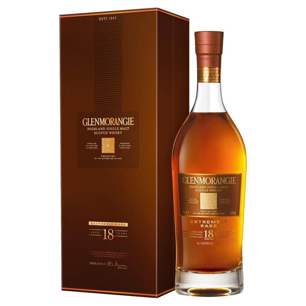 Whisky Glenmorangie 18 a x700cc