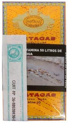 Habano Partagas series mini 10