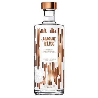 Vodka absolut elix x1000cc