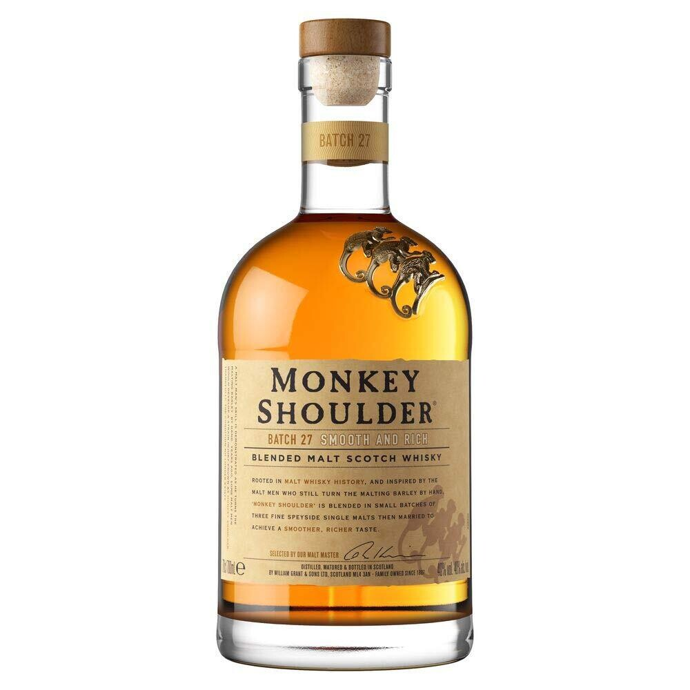 Whisky Monkey shoulder x700cc