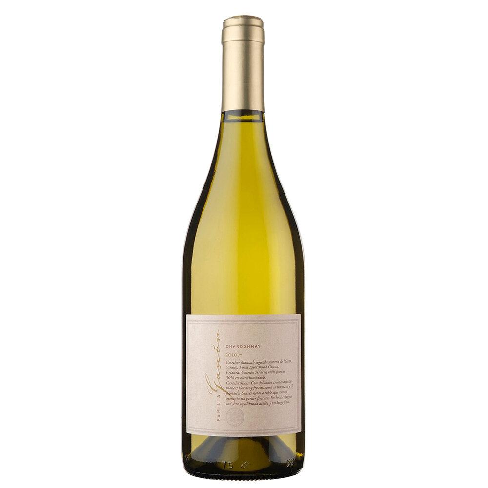 Vino Familia gascon chardonnay x750cc
