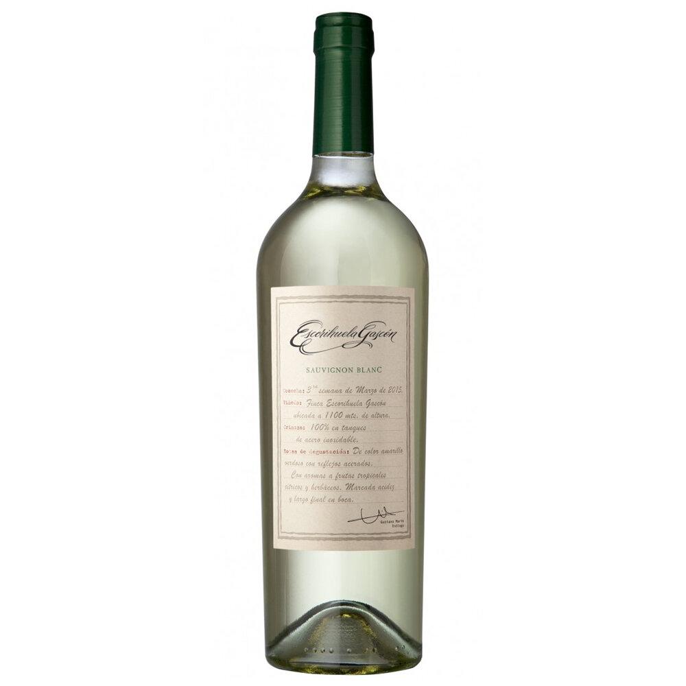 Vino Escorihuela gascon sauvignon blanc x750cc