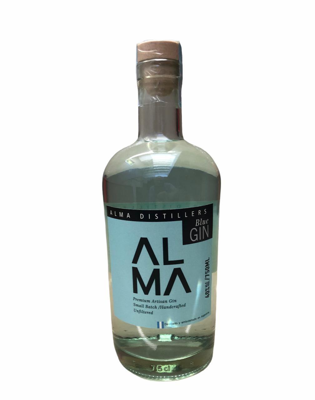 Gin Alma Blue x700cc