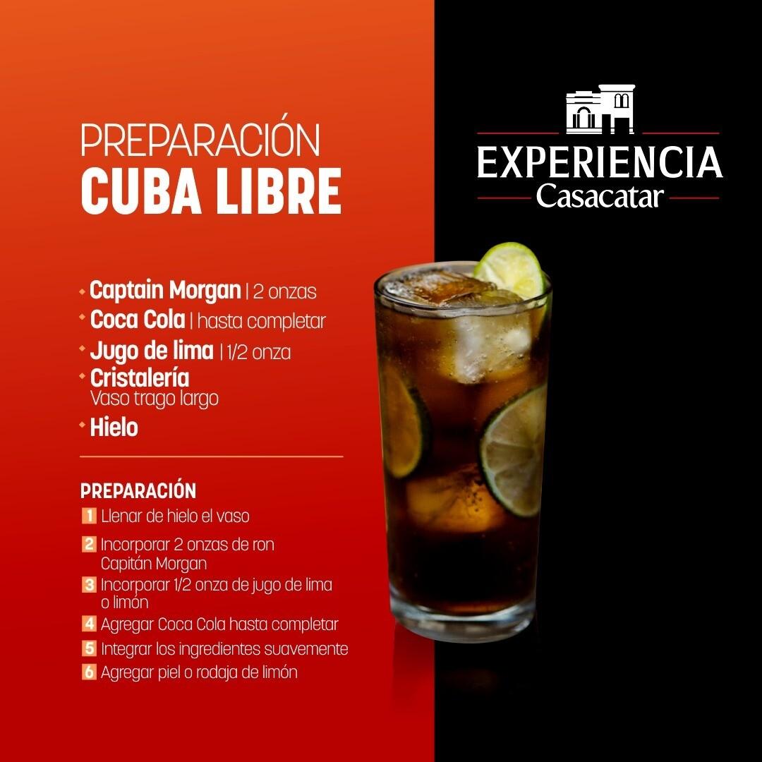 KIT CUBA LIBRE