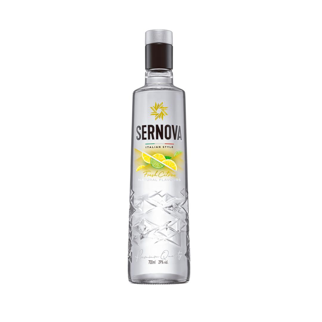 Vodka sernova fresh citrus x700cc