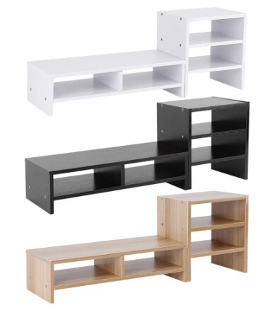 Monitor Stand with Storage