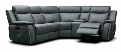Infinity corner recliner