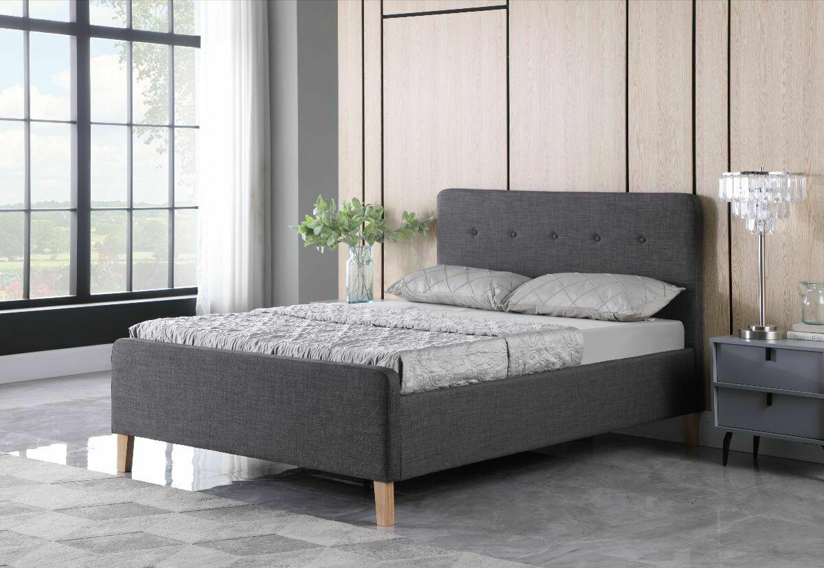 Ashgrove 4ft6 ottoman bed