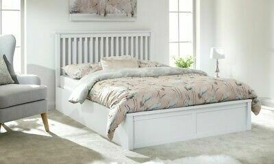Malta 4ft6 double ottoman bed