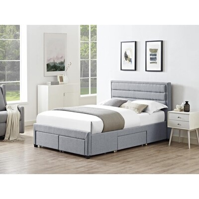 Paisley King bed