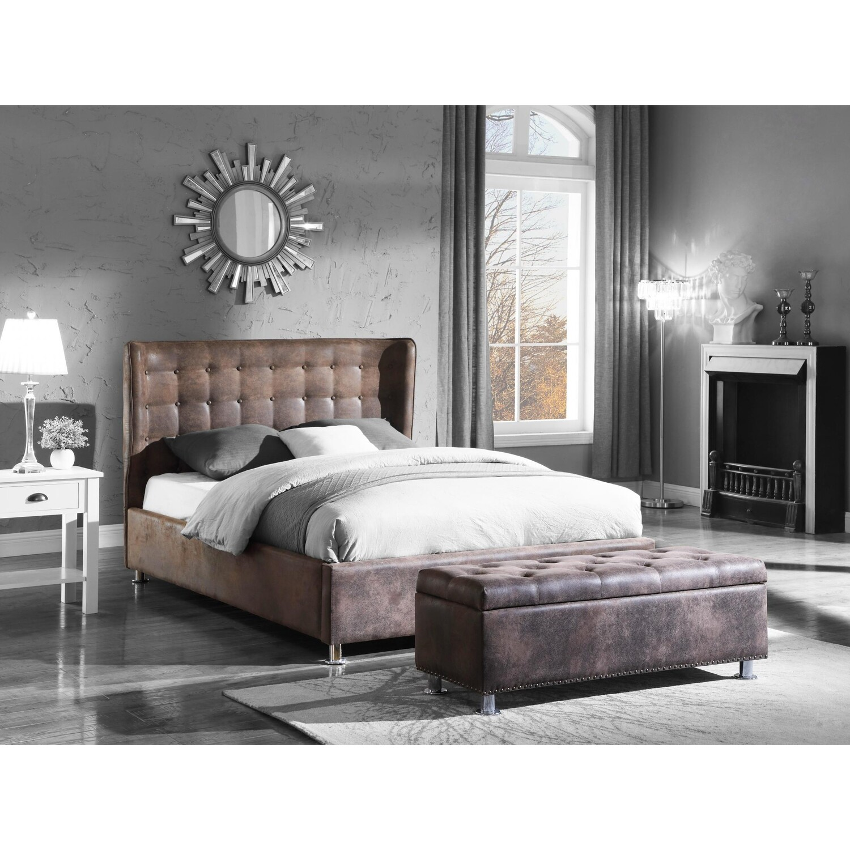 Valencia double bed