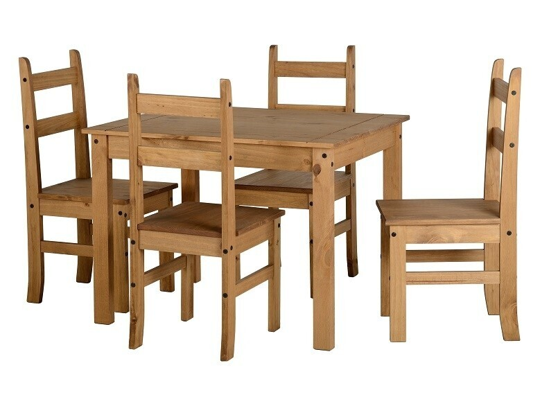 Mexican pine set