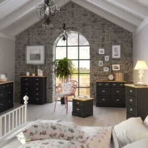 Nola 4+2 Chest of drawers