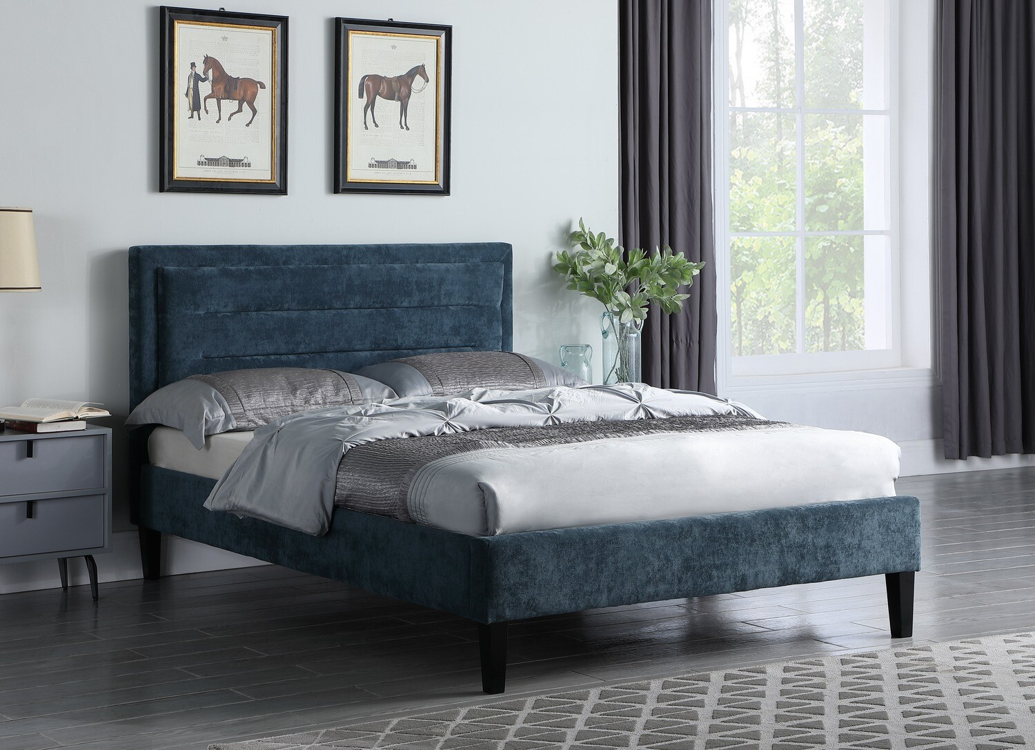 4ft6 Picasso double bed