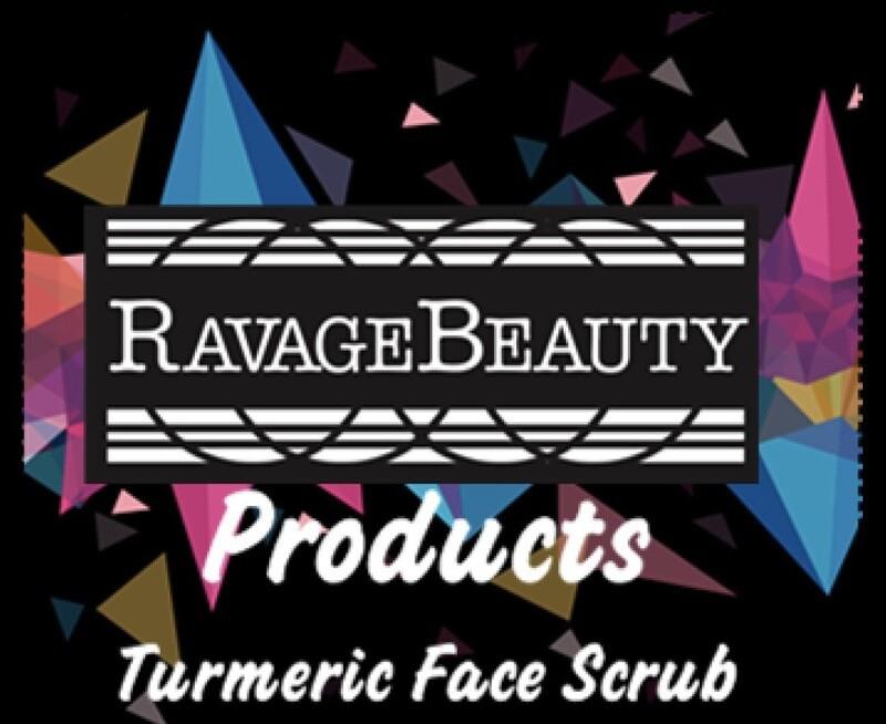 Turmeric Face Scrub