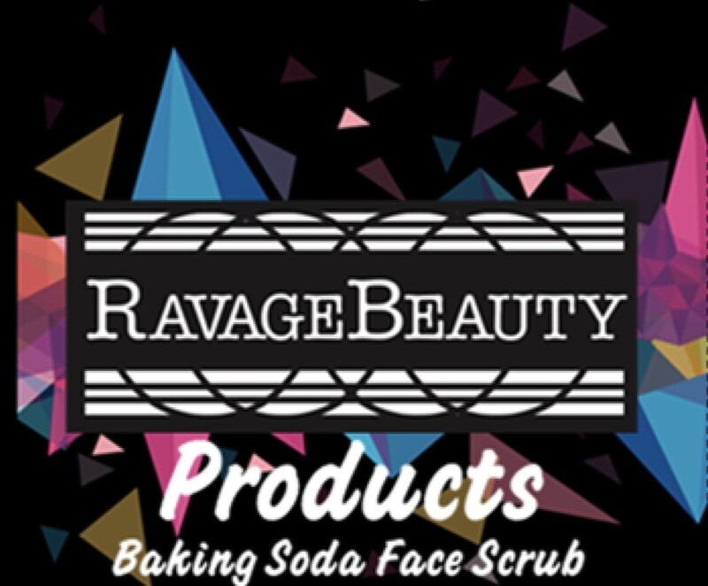Baking Soda Face Scrub