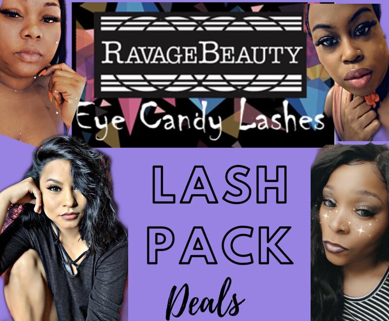 Lash Pack Deals