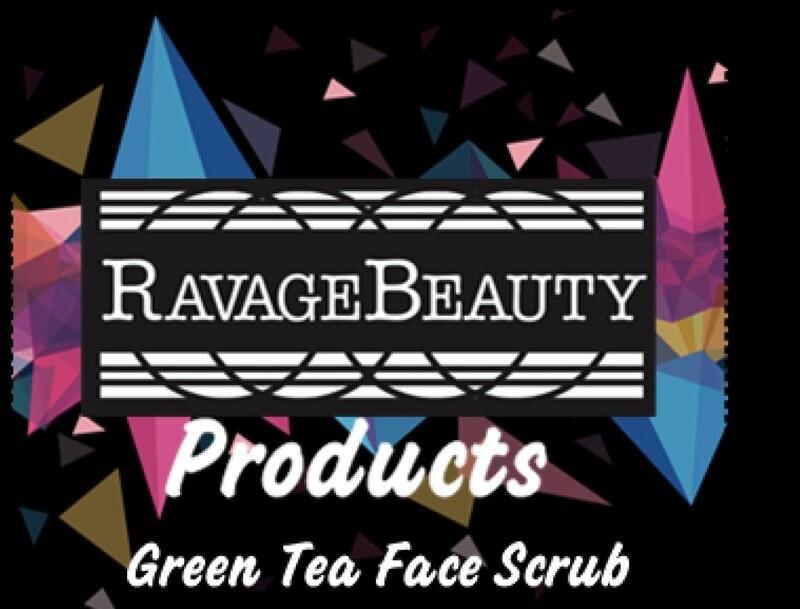Green Tea Face Scrub