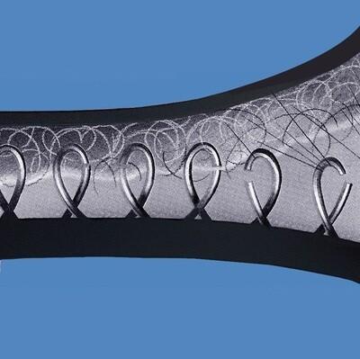 Plain Back, Non-Adhesive, Sewon, Hook and Loop - 25 Yard Roll