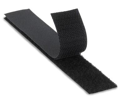 3M™ Loop Fastener SJ3401, Black, Non-adhesive, Case Quantity