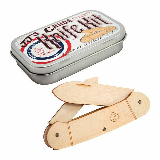 J.J.'s Canoe Knife Kit