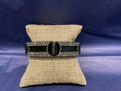 Rebel Designs Double Sided Two Bar Bracelet