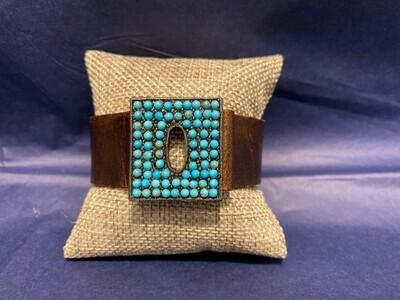Rebel Designs Small Square Bracelet