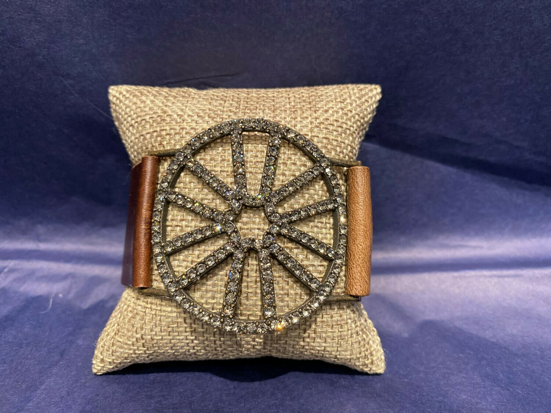 Rebel Designs Web Donut Bracelet