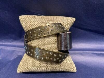 Rebel Designs Vintage Brown Bracelet