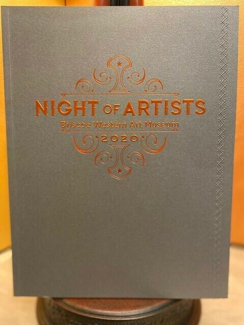 2020 Night of Artists Catalog