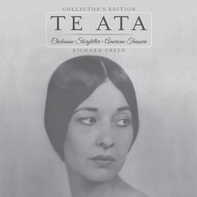Te Ata Chickasaw  Storyteller American Treasure