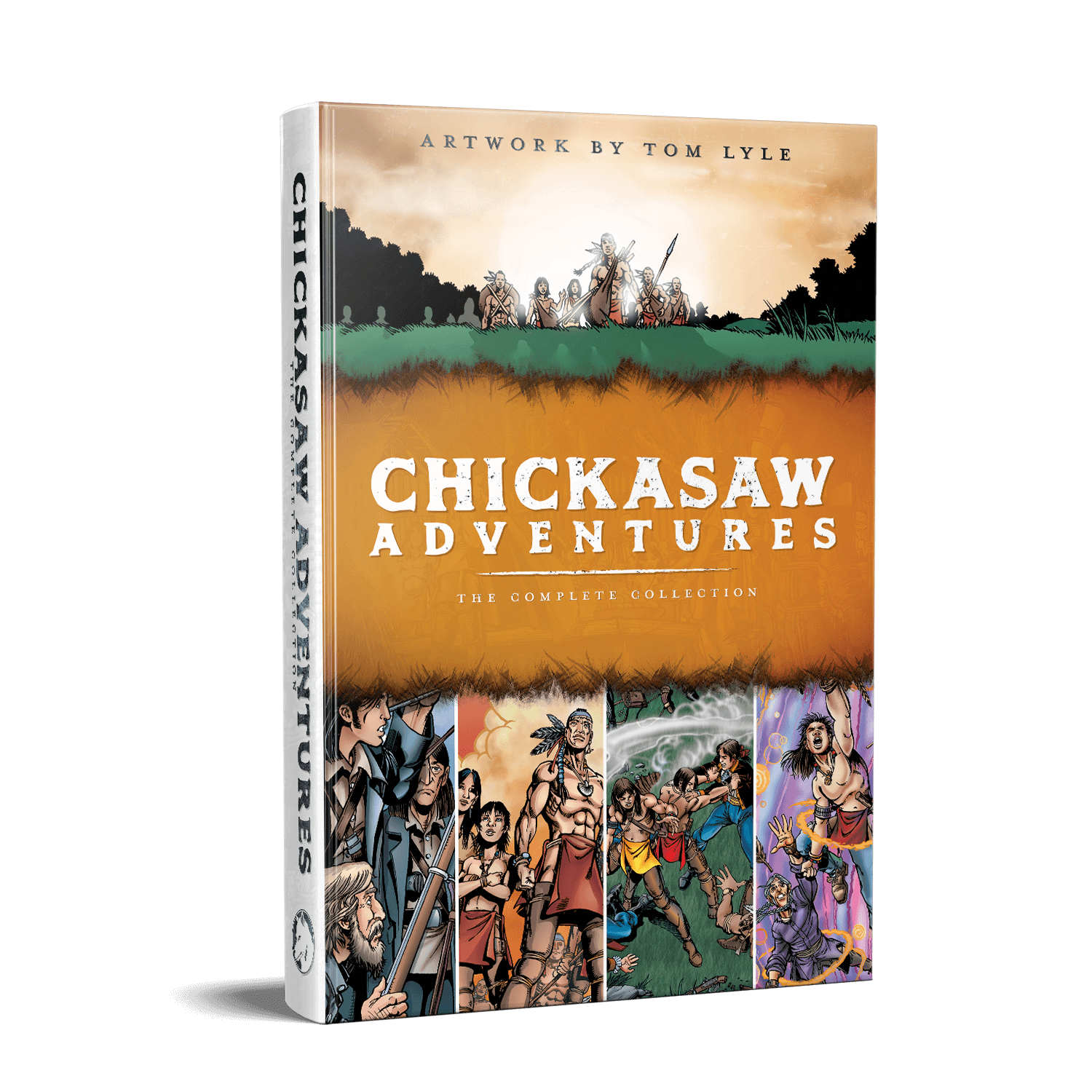 Chickasaw Adventures The Complete Collection
