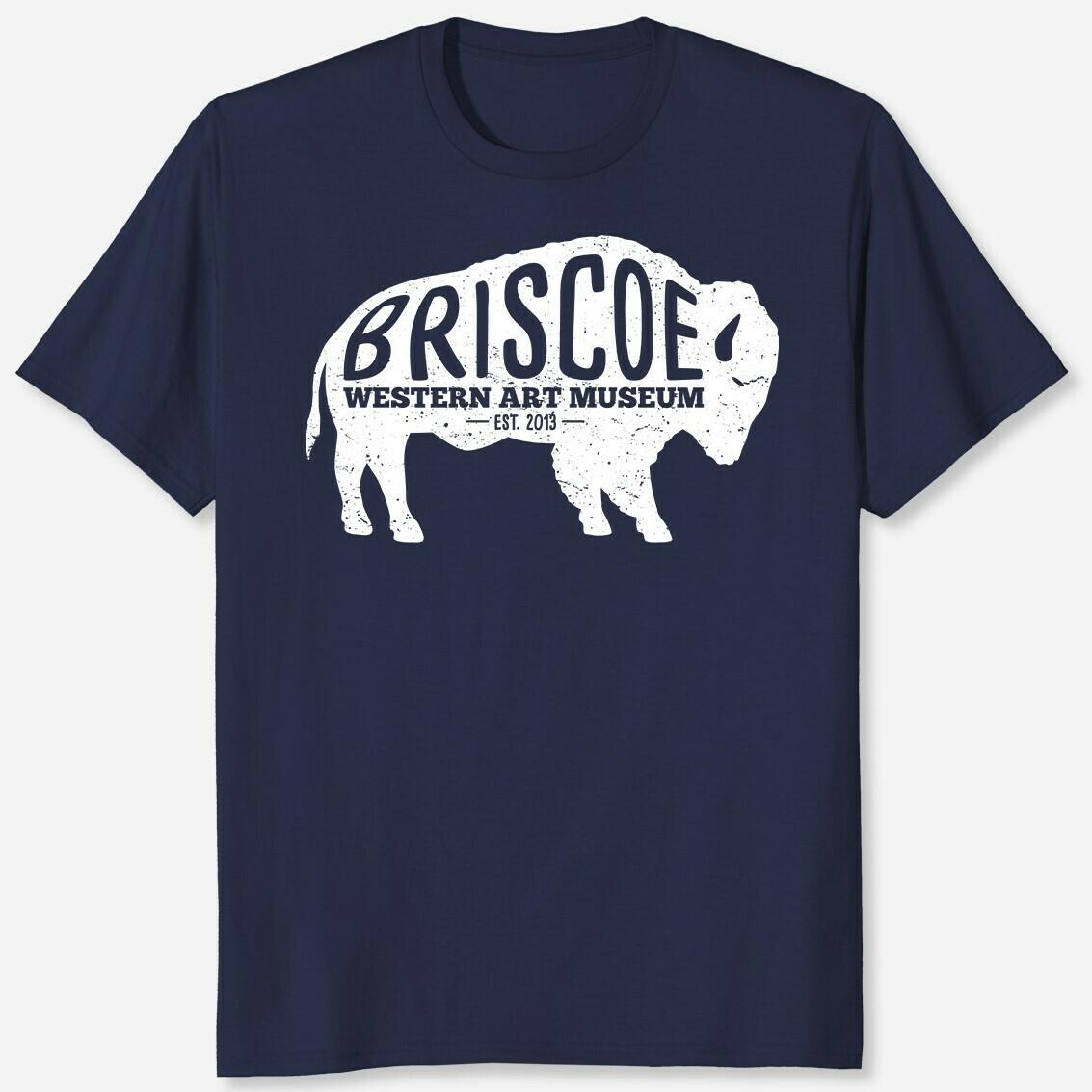 Briscoe Western Art Museum Est. 2013 T-Shirt