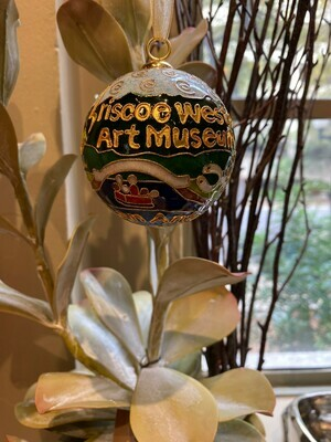 Briscoe Custom Cloisonne Ornament