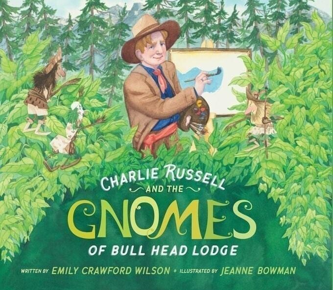 Charlie Russell and the Gnomes of Bull Head Lodge