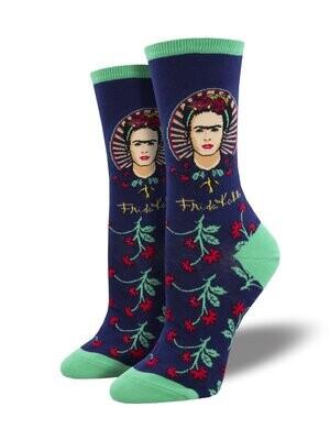 Frida Flower Socks
