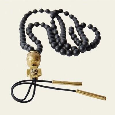 "Jan Barboglio ""Cardenal, Bronze"" Necklace"
