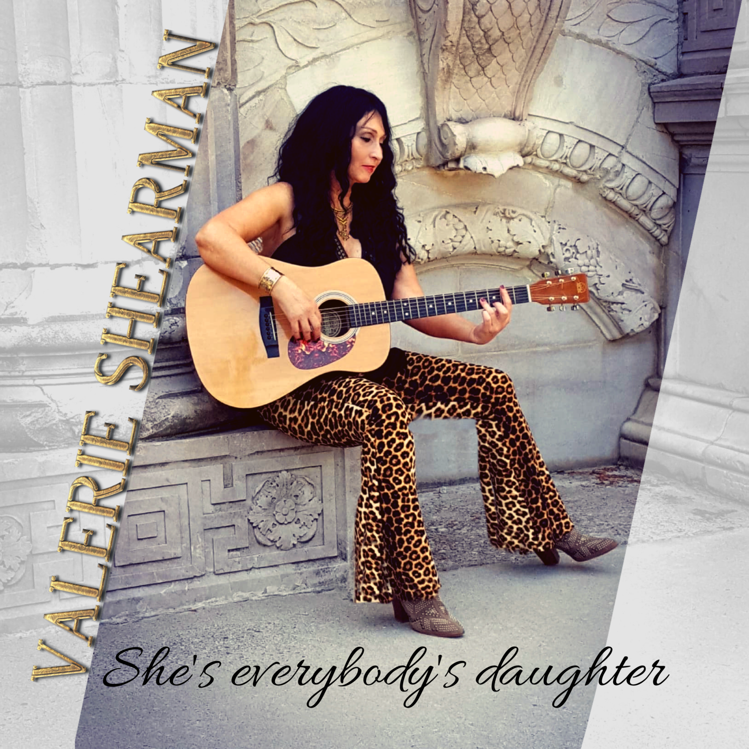 VALERIE SHEARMAN She's Everybody's Daughter