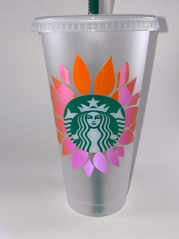 Starbucks Flower Cup
