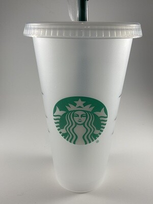 Starbucks Blank Cup - Customize With Your Design