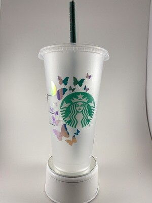 Starbucks Butterfly Cup