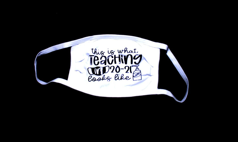 Mask Teacher Gear