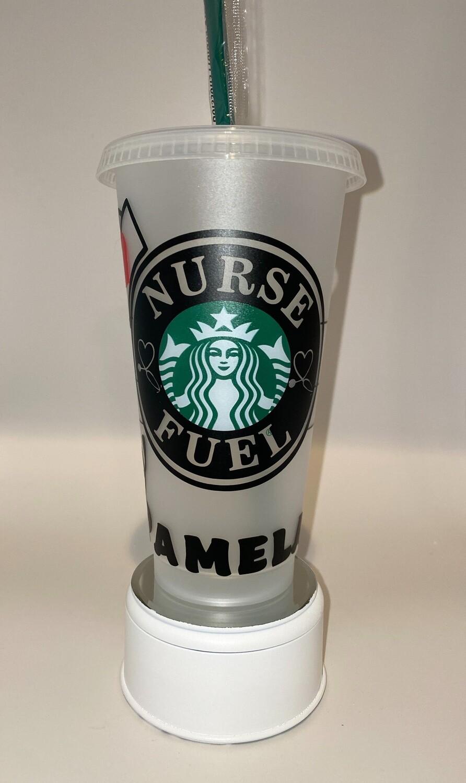 Starbucks Raider / Nurse Cup
