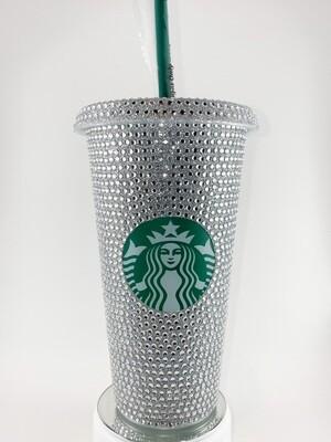 Starbucks Rhinestone Cup