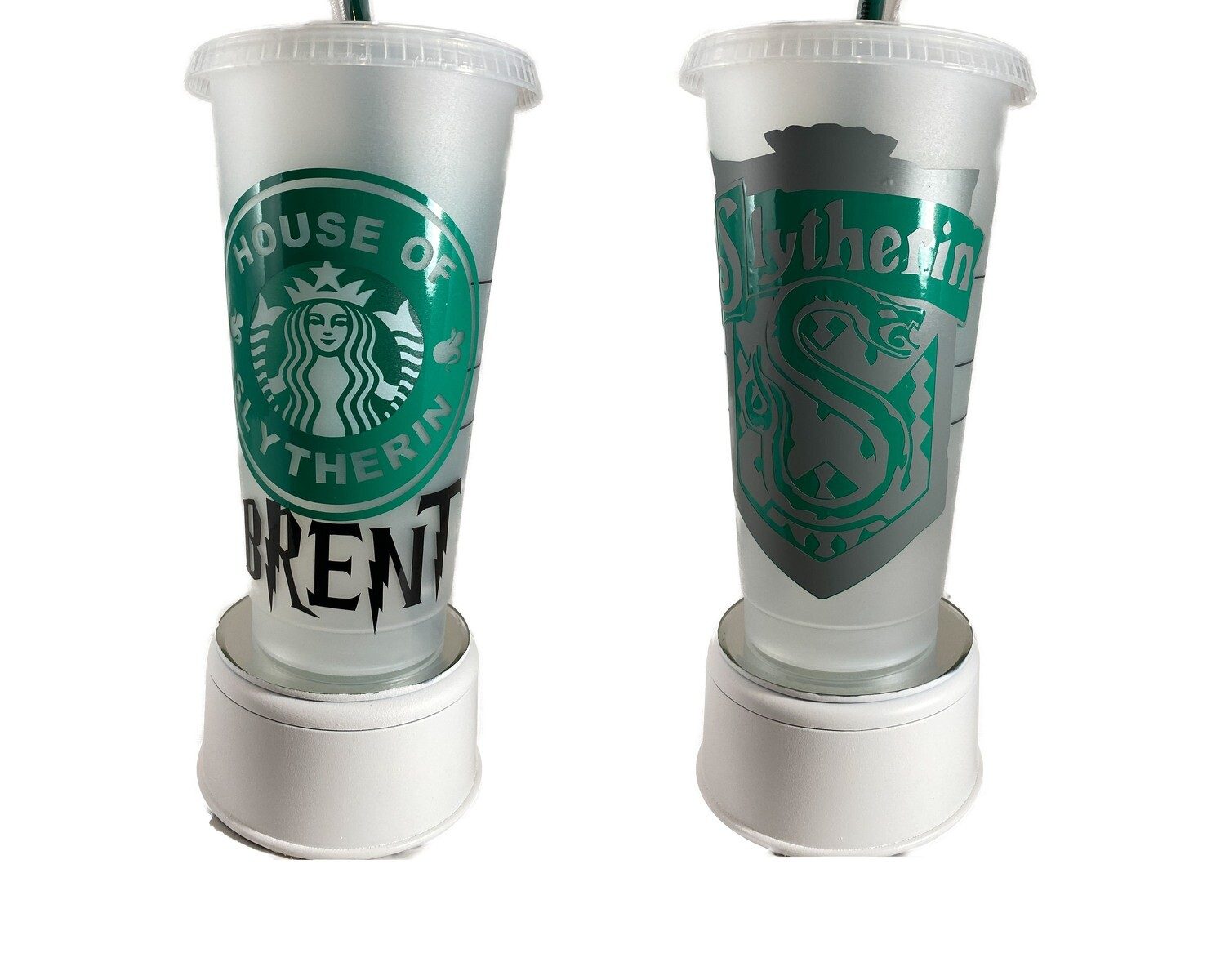 Starbucks House Of Slytherin Cup